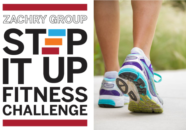 Step It Up Challenge